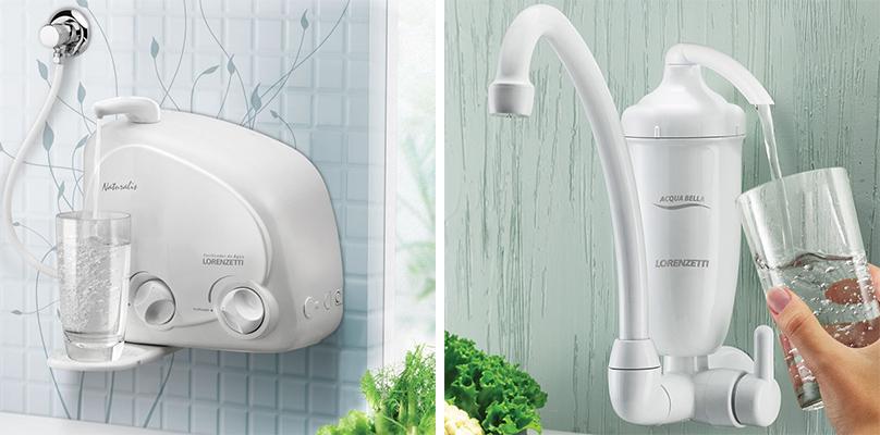 imagem purificadores de água para casa